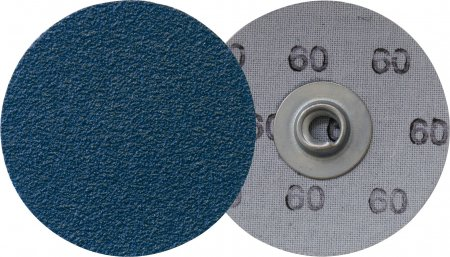 Мини круг Quick change disc Klingspor SQ/QMC411/60/S/76